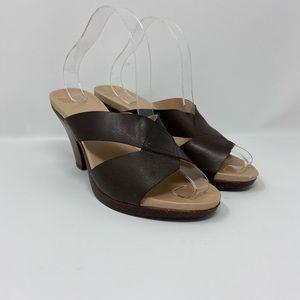 Mootsies Tootsies Moxanak Womens Heeled Sandals